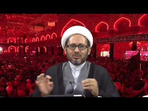 Ziyaraat ki Ehmiyat زیارت کی اہمیت By Maulana Mirza Askari - Urdu