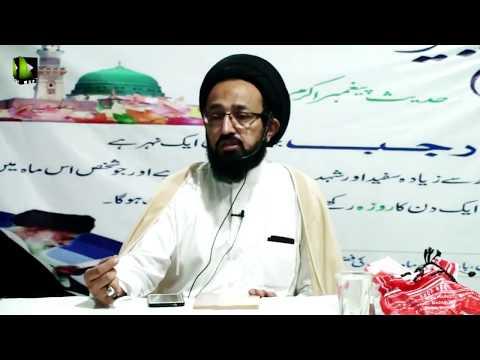 Topic : Tanzeemi Akhlaq | Speech :  H.I Moulana Sadiq Raza Taqvi - 30 March 2018 - Urdu