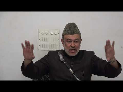 Maqsad e Hayat : H.I. Moulana Agha Mujahid Hussain - Urdu