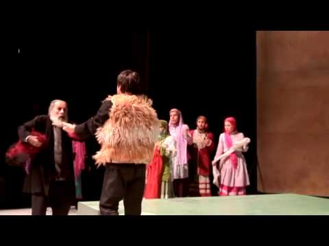 [Documentary] Unheard Voices (An Insight into Iran's Contemporary Theatre)(Part-1) - English