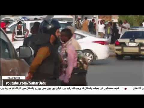 [30APR2018] مزید کئی لاکھ غیر ملکی مزدور سعودی عرب سے بے دخل   - Urdu