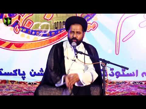 [Shab-e-Dua] یوم مستضعفینِ جہاں | Speech: Moulana Ali Afzaal Rizvi | Shabaan 1439/2018 - Urdu