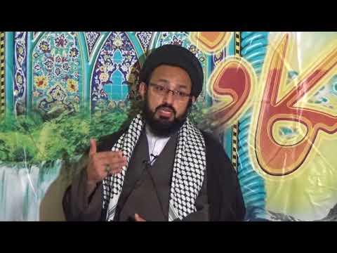 [Majlis] Topic: Seerat-e-Hazrat Zainab (sa) Kay Bunyadi Usool | H.I Sadiq Raza Taqvi - Urdu
