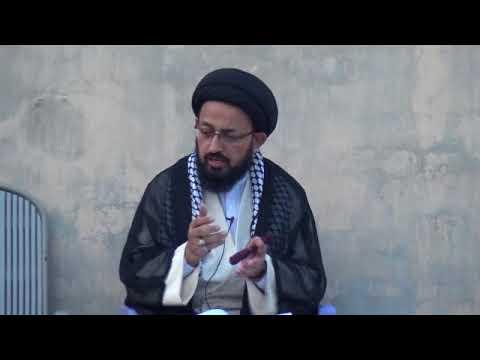 [Lecture] Topic: Marifat-e-Imam Zamana    H.I Sadiq Raza Taqvi - Urdu