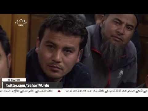 [02May2018] اتحاد مسلمین کی ضرورت پر زور - Urdu