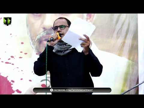 [ 2nd Majlis-e-Barsi ] Shaheed Khurram Zaki | Tarana : Br. Ali Deep Rizvi | 6th May 2018 - Urdu