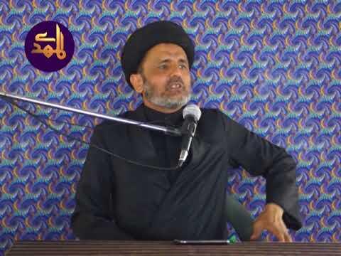 Ubodiat Hazrat Zehra S.A 04th February 2018 By H.I Syed Yawar Abbas Zaidi at Masjid O Imambargah Imamia Jaffar-e-Tayyar