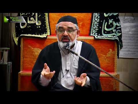 [Clip] Shaitaan Ka Dhoka - شیطان کا دھوکا | H.I Syed Ali Murtaza Zaidi - Urdu
