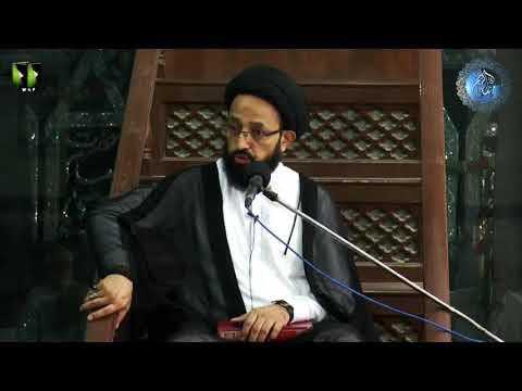 [Dars 2] Topic: Qurani Zindagi Kay Usloob   H.I Syed Sadiq Raza Taqvi   Mah-e-Ramzaan 1439 - Urdu