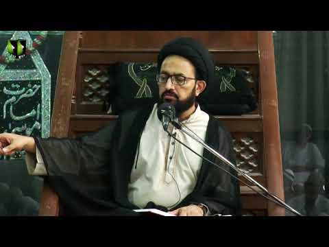 [Dars 3] Topic: Qurani Zindagi Kay Usloob   H.I Syed Sadiq Raza Taqvi   Mah-e-Ramzaan 1439 - Urd8