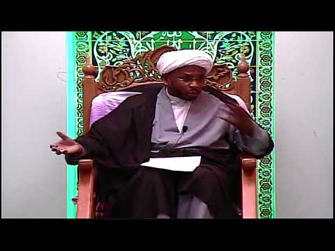 [8 Ramadan] Revisiting Core Principles of Islamic Lifestyle, By H.I. Usama Abdulghani IEC Huston 2018 English