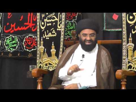 Majlis وفات حضرت ام البنین علیمہا السلام Date: 11th March 2017 By H I Syed Kazim Abbas Naqvi
