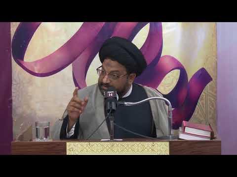 [01] Sifaat-e-Muttaqeen | 10th Mahe Ramadhan 1439 A.H | Moulana Syed Taqi Raza Abedi - Urdu