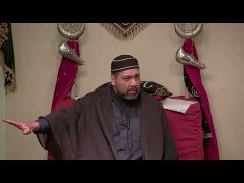 8th Ramadan 1439AH - Bridging Today\'s Generation Gap - Maulana Asad Jafri 2018 English