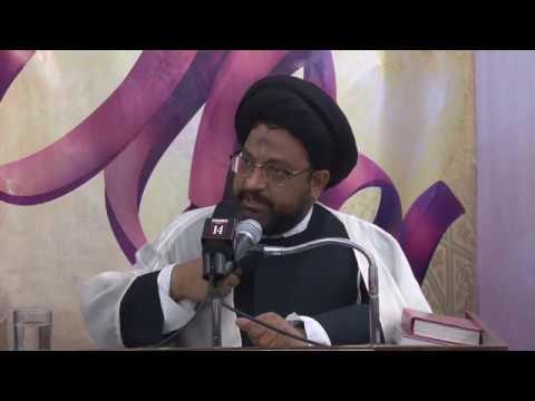 [02] Sifaat-e-Muttaqeen | 11th Mahe Ramadhan 1439 A.H | Moulana Syed Taqi Raza Abedi - Urdu