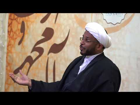Islamic Akhlaq - Sheikh Usama Abdulghani 2018 Toledo MI USA English