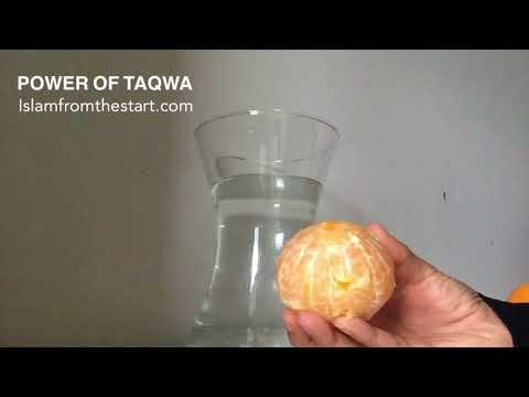 Power of Taqwa - English