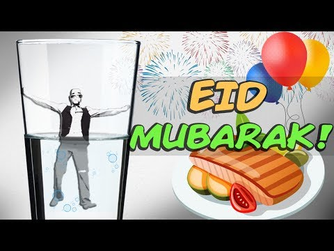 Eid Mubarak from the BISKIT Guy | BISKIT | English