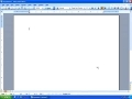 MS word 2003 tutorial - Find lost document - English