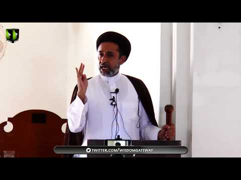 [ Friday Sermon ] H.I Muhammad Haider Naqvi   06 July 2018    Masjid Yasrab Karachi - Urdu