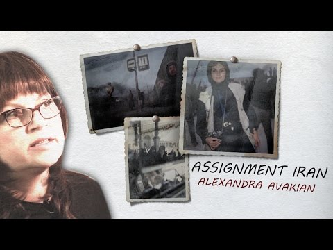[Documentary] Assignment Iran: Alexandra Avakian (A Photojournalist's Memories of Iran) - English