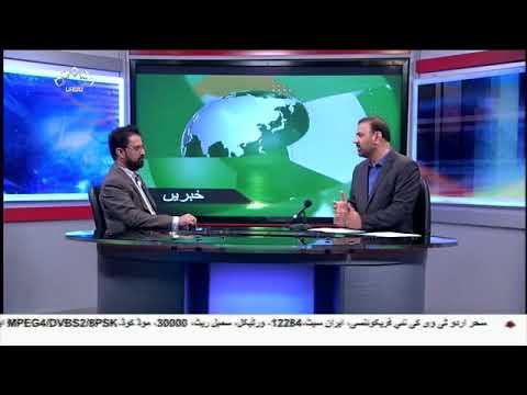 [11Jul2018] پشاور میں انتخابی مہم کے دوران خودکش دھماکہ - Urdu