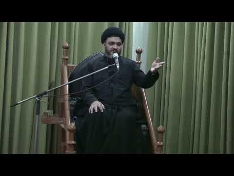 [Majlis 2] Shahadat Imam Ali (as) | Moulana Syed Hussain Haider Rizvi | Mah-e-Ramzaan 1439 - Urdu