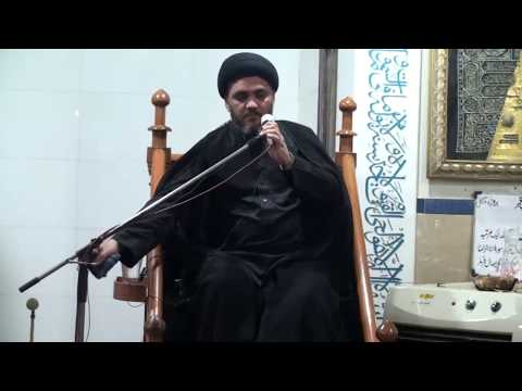 [Majlis 3] Shahadat Imam Ali (as) | Moulana Syed Hussain Haider Rizvi | Mah-e-Ramzaan 1439 - Urdu