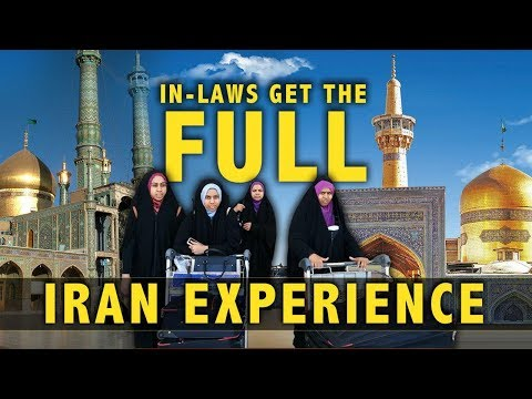 Beautiful Visit to Mashhad with the In-laws! | Howza Life | English
