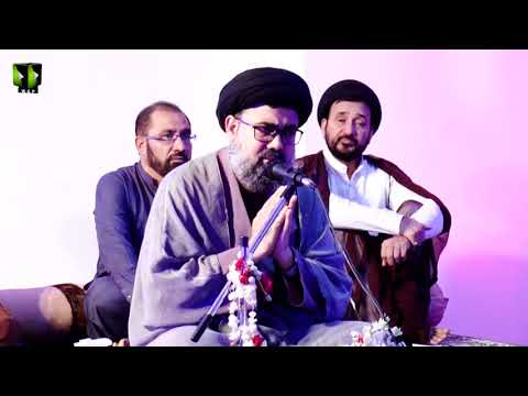 [ Jashan-e-Wiladat-e-Imam Reza (A.S) ] Khitab : H.I Ahmed Iqbal Rizvi-Urdu