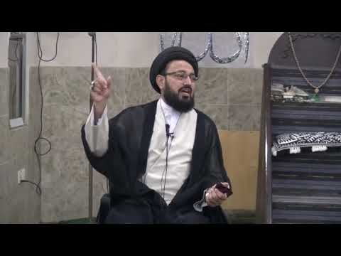 [Majlis] Topic: Liberalism Or Inqalaab -e- Mehdi (Aj) | H.I Syed Sadiq Raza Taqvi - Urdu