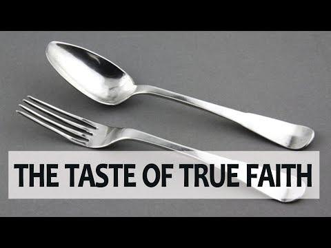 The Taste of True Faith- 71 - English