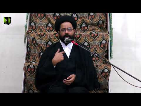[Majlis-e-Barsi 2018] Shaheed Saeed Haider | Khitab: Moulana Syed Ali Afzaal Rizvi - Urdu