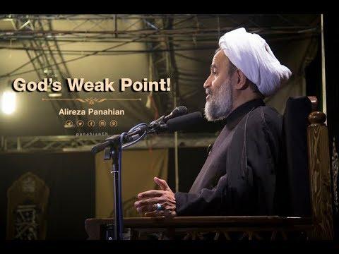 God's Weak Point | Alireza Panahian 2018 Farsi Sub English
