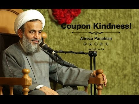 Coupon Kindness | Alireza Panahian 2018 Farsi Sub English