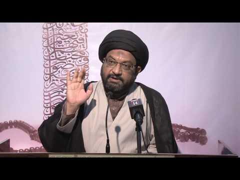 [04] Falsafa-e-Ibadat | 16th Mahe Ramadhan 1437 A.H | Moulana Syed Taqi Raza Abedi - Urdu