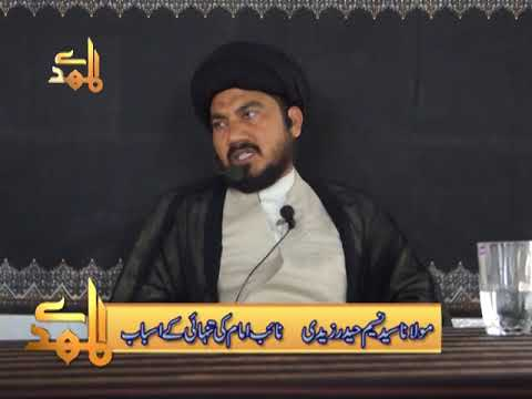Naib-e-Imam Ki Tanhai Kay Asbab | H.I. Nasim Haider - Urdu
