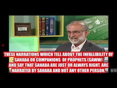 PROPHET COMPANIONS VS AHLULBAYT - Farsi sub English