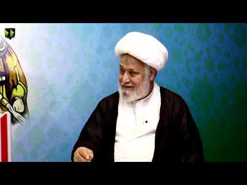 Special Talkshow:Wilayat aur Ghadeer|خصوصی پروگرام:ولایت اور غدیر-Urdu