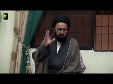 [Milad]Eid-e-Mubahila عید مباہلہ| H.I Sadiq raza Taqvi - Urdu