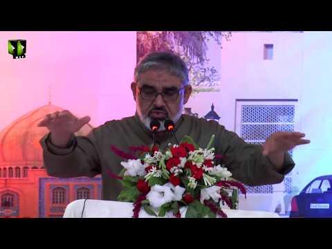 [Milad]Eid-e-Ghadeer wa Mubahila |H.I Ali Murtaza Zaidi - Urdu
