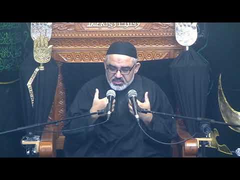 1st Majlis Muharram 1440/10.09.2018 Topic:Karbala sy Zahoor tak Nusrat e Imam ky Marahil H I Ali Murtaza Zaidi -Urdu