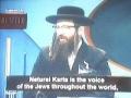 IRAN President Ahmadinejad supported by Jewish Rabbis - English Sub