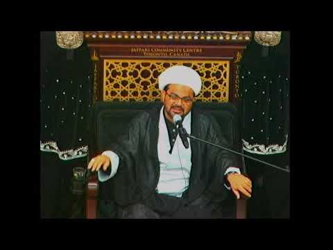 [04.Majlis] Topic: Khususiyat e Islam - Maulana Muhammad Raza Dawoodani Muharram 1440 2018 Toronto Canada  Urdu