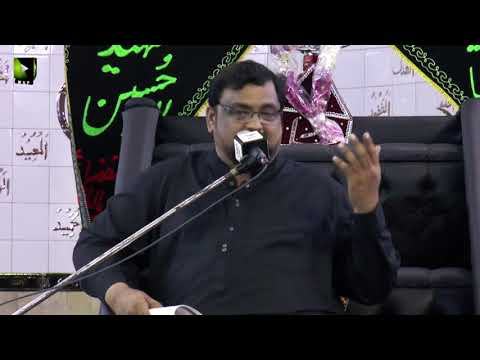 [Kalaam] Kirdaar Theek Karlo - کردار ٹھیک کرلو | Br. Syed Shuja Rizvi - Muharram 1440 - Urdu