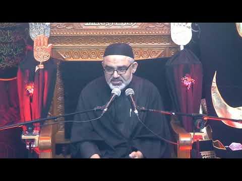 5th Majlis Eve 5th Muharram 1440/14.09.2018 Topic:Karbala sy Zahoor tak Nusrat e Imam a.s ky Marahil By H I Ali Murtaza