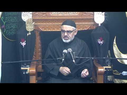 Syed Ali Murtaza Zaidi - Eve 4th Muharram 1440 - 13/09/2018