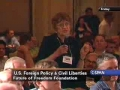 Ron Paul  Message to OBAMA-English