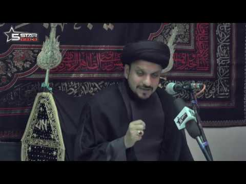 3rd Majlis Moharram 1440 Hijari 2018 Topic: Hamara Samaaj Aour Husaini Taqaze By Muhammad Zameer Abbas Jaffri(Qom&#4