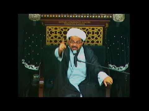 [06.Majlis] Topic: Khususiyat e Islam - Maulana Muhammad Raza Dawoodani Toronto Canada Urdu